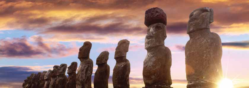DNA links prehistoric Polynesians to South America hero image