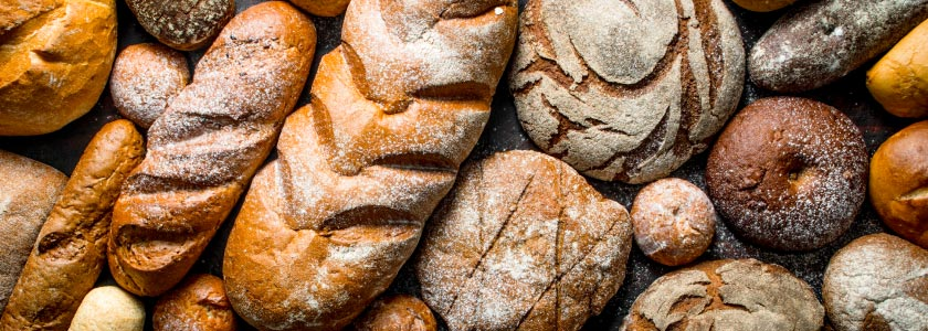 Can anything be done to make gluten-free bread taste better? hero image