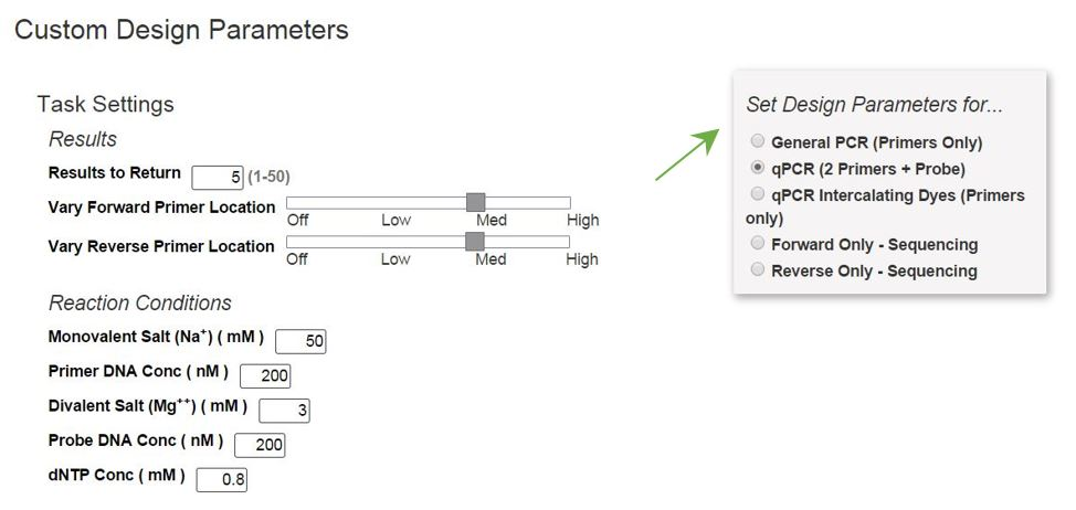 Using Primer Design Tools For Pcr Qpcr Idt