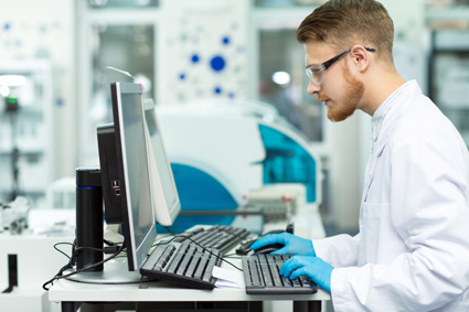 Gene expression analysis in lab